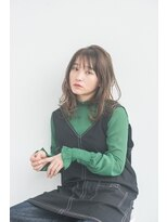 モッズ ヘア 海浜幕張店(mod's hair)フェミニンロング