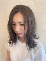 アヴァンティ ヘアーアンドスパ(avanti hair&spa)外国人風 シフォングレージュ