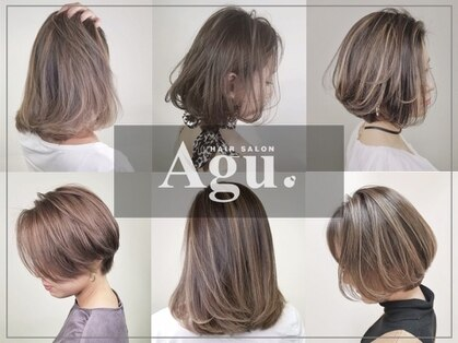 アグ ヘアー サン 逆瀬川店(Agu hair sun)の写真