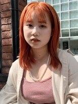 スティル(STILL un label)【STILL un label】orange color…☆