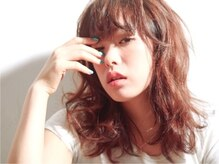 ヘアーサロン ドットトウキョウ カラー(hair salon dot.tokyo color)の雰囲気(仕上げはコテ巻き♪簡単アレンジでそのままお出かけもOK^^)