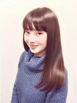 エムタニグチイプセ(M.TANIGUCHI ipse)の写真/【サイエンスアクアで自分史上最高の艶髪へ】美髪チャージ誕生☆髪の悩みを解消する最新テクノロジー♪