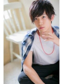 クオーレ 荒川沖店(CUORE)*+CUORE+*…黒髪でキマル!スマートショートa