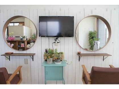 ヘアルーム エポカ(hairroom epoca)の写真