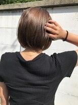 ラックヘアー(LUCK HAIR)切りっぱなしボブ