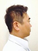ポッシュ 門前仲町(HAIR&MAKE POSH)Men'sスタイル(清潔感のある大人のショート )