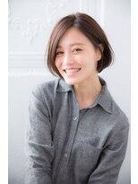 ガーデントウキョウ(GARDEN Tokyo)【GARDEN KOMAKI】 タンバルモリボブにパーソナルカラー
