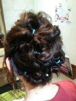 アイビーヘアー(IVY Hair)結婚式アレンジ