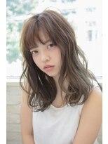 キャラット ヘアメイクス(Carate hair makes)色艶・ラスター・セミロング