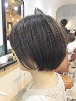 エトネ ヘアーサロン 仙台駅前(eTONe hair salon)ショートボブ