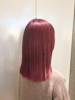 ドット トウキョウ カラー 町田店(dot.tokyo color)【cherry red11】ダブルカラーカラーリスト田中