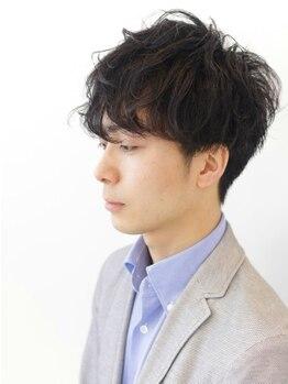 ウィル ジェイアール茨木駅前店(WiLL)の写真/【JR茨木】男性は第一印象が肝心!30分でできる時短メニューでオンでもオフでも清潔感のあるスタイルを提案