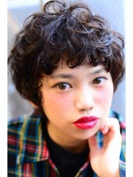 ヘアジーン(hair gene)パンク
