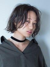 ヘアーディレクション オクハラ(hair direction okuhara)ボブ