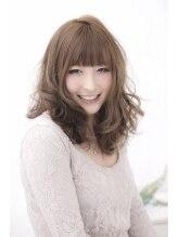 ケサリサリヘアスマイル(Ksarisari hair SMILE)☆smile×グラウンジロング☆