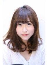 ヘアーデザイン ソレイユ 久米川店(Hair Design SOLEIL)王道清楚系セミロング