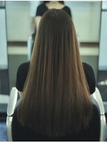 サウンドヘアデザイン(sound hair design)★soundhairdesign★ハーブモイスト低温ストレート