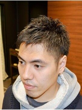 ローカス ヘアーサロン(LOCUS hair salon)ツーブロックナチュラルショート☆