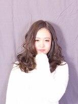 フォルカ ドゥ ヘアドレッシング(FORCA deux hairdressing)FORCA【西香奈子】 大人かわいい とろみウェーブ ロング