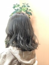 ヘアメイク ロココ(Hair Make Rococo)カーキブラウン