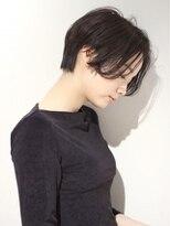 ケーツー 青山店(K two)【K-two青山】横顔もキレイな黒髪小顔センシュアルショートボブ