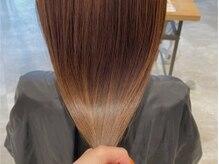 ヘアーエスクールステラ(hair S.COEUR stella)の雰囲気(髪質改善トリートメントで艶髪に!)