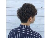 カフ ヘアー(caph hair)の雰囲気(疲れを癒しながら男の魅力をアップしたスタイルに。)