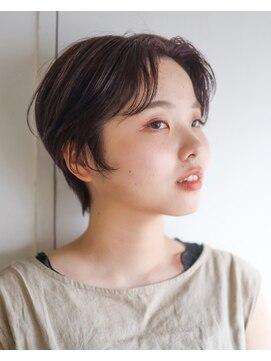 ニコヘアー(niko hair)パープルハンサムショート★