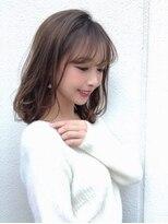 カヤックバイハニー 渋谷店(KAYAK by HONEY)【KAYAK渋谷】小室 ワンカールくびれ愛されミディひし形20代30代