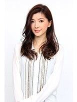 アルファ インタラクティブ エム フラワー(ALUFA interactive.M Flower)☆30代・40代のおとなかわいいウェーブロング☆
