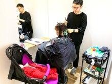 ベックヘアサロン 広尾店(BEKKU hair salon)