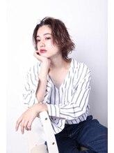 髪質改善ヘアエステサロン レラシオン 亀有(Relacion)ルーズショート【Relacion亀有】