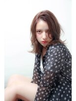 ミンクス 銀座店(MINX)【MINX高橋】3Dカラーのナチュラルベージュ