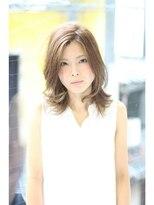 ヘアースタジオ ジャップ(Hairstudio JAP)大人可愛い透明感カラー♪