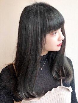 エイジア(asia)の写真/≪asia≫自信を持ってお勧めするトリートメント『トキオインカラミ』納得のツヤ髪へ変身☆触りたくなる髪へ