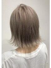 バベル(BABEL Hair Design)【BABEL】white collar@大生真吾