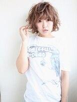 ポップなセミディカール《クリープパーマ》2【Live/久米川】