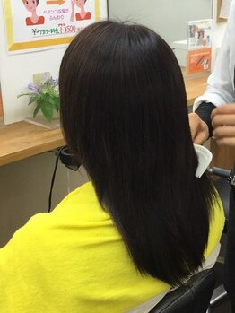 イロドリ 美容室 ポルト(irodori)の写真/一人一人違う髪の悩みに豊富な知識と熟練のカット技術で対応◎貴方の髪質やクセに合わせたstyleを提案◎