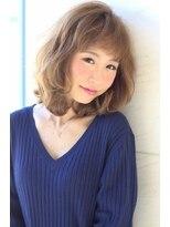 アルモヘアヴォーグ 静岡(ALMO hair VOGUE)【ALMO】大人春ツヤレイヤー