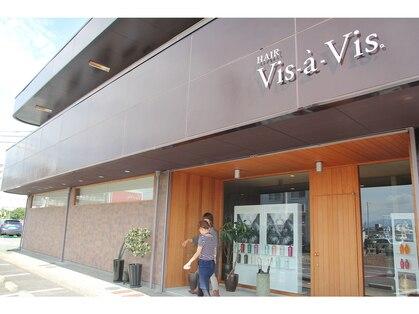 ヘアー ヴィス ア ヴィス(HAIR Vis a Vis)の写真