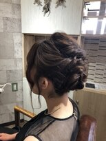 アイビーヘアー(IVY Hair)ヘアアレンジ☆