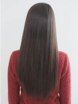 ヘアサロン エス(Hair Salon eS)の写真/トップクラスの【TOKIO】&自社オリジナルのヘアケアシリーズ【eSteem】が登場♪自分の髪をもっと好きに…