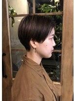 パム 恵比寿(PAM.)handsome short