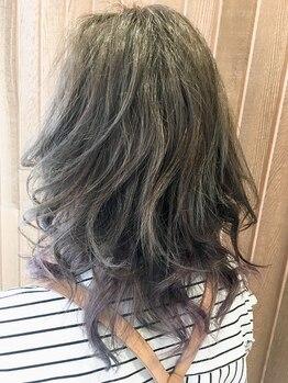 ヘアメイククリーム(Hair make CREAM)の写真/思わず触れたくなる質感…季節や気分に合わせ『あなただけのカラー』を!ライフスタイルに合わせてご提案☆