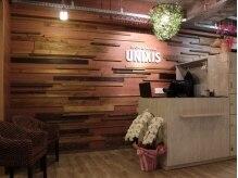 ユニキス 泉店(HAIR&MAKE UNIXIS)の雰囲気(ウッドベースの店内は居心地もGOOD!☆)