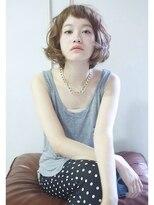 ロジッタ ROJITHAROJITHA☆BROOkLYNガール/オンザ眉ゆるふわボブ☆(0364273460)