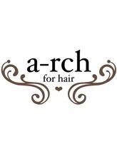 アーチフォーヘアー 梅田店(a-rch for hair)a-rch