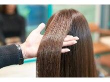 『ノンダメージ』ホリスティックカラー 今、最も髪と頭皮を傷めずに施術できるカラー