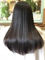 エノワ ヘアラウンジ 浦和駅西口本店(enowa HAIR LOUNGE)[浦和駅/enowa]清楚な黒髪ロング