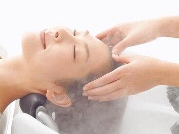 ルミヨコハマ 横浜駅店(Lumi)の写真/乾燥やダメージから髪や頭皮を優しくいたわり血行を促進◎健康的な頭皮環境へと整えて、髪本来の美しさを♪